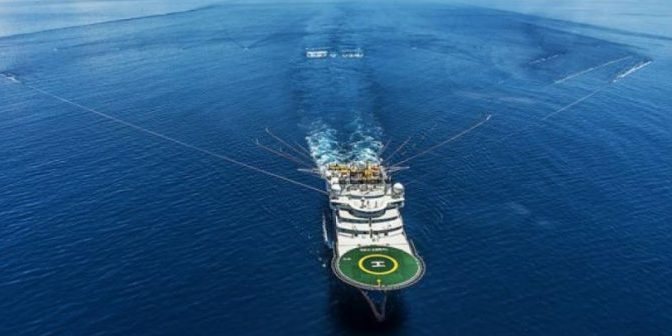 Fishing industry calls for halt to massive French seismic